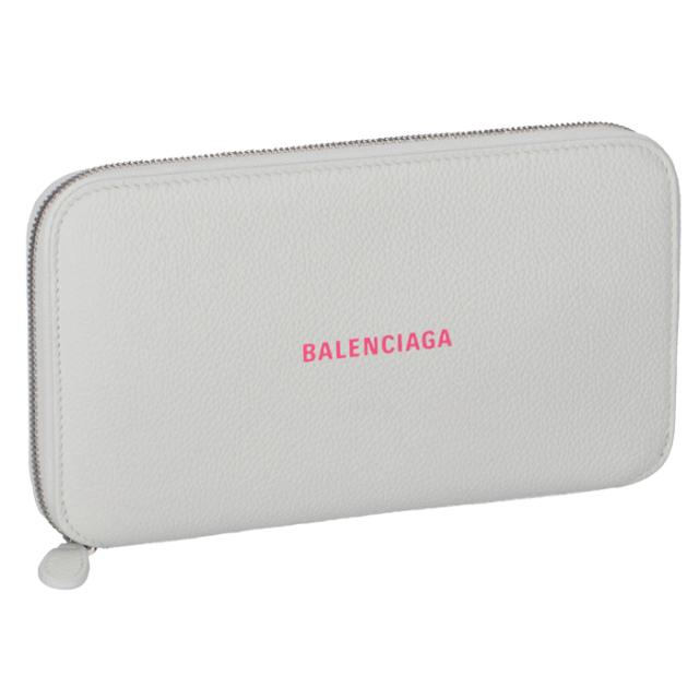 バレンシアガ BALENCIAGA 2020年春夏新作 財布 長財布 ラウンドジップ  ラウンドファスナー長財布 594290 1IZF3 9066