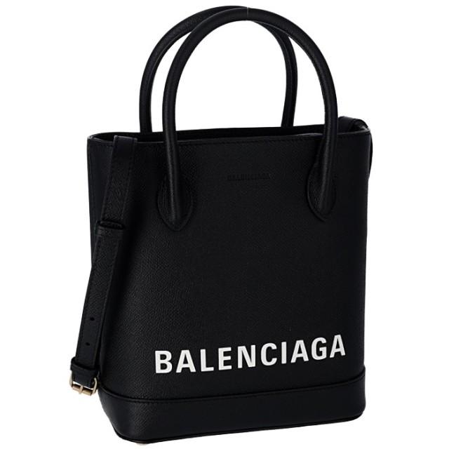 バレンシアガ BALENCIAGA 2019年秋冬新作 ショルダーバッグ ショッピング トートバッグ ヴィル VILLE 596159 0OTNM 1090