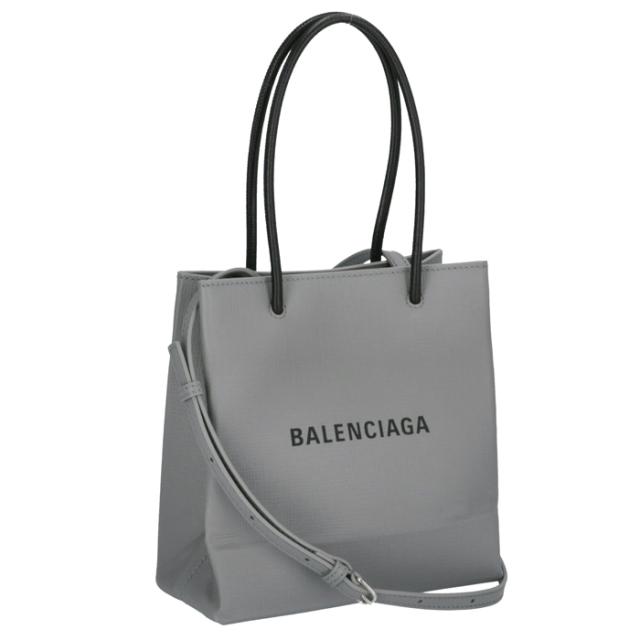 バレンシアガ BALENCIAGA 2020年春夏新作 ショッピングトート XXS ショルダーバッグ 2WAYハンドバッグ 597858 0AI2N 1160【06-SS】