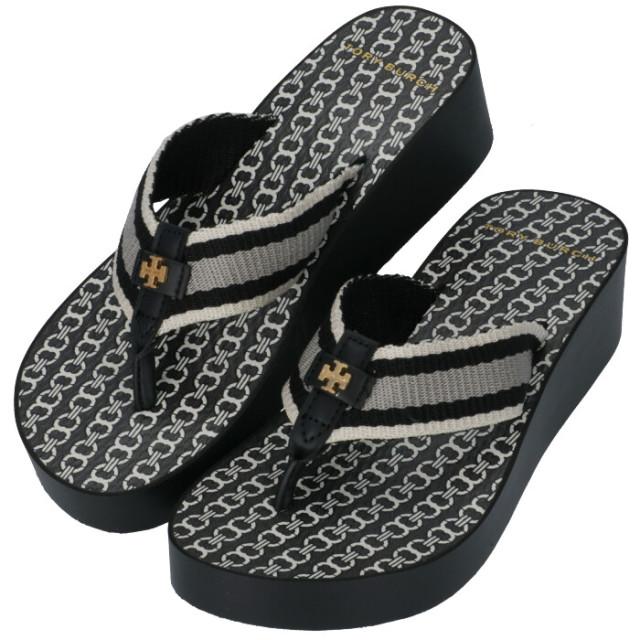 トリーバーチ TORY BURCH ビーチサンダル ウェッジソール GEMINI LINK WEDGE FLIP FLOP シューズ 靴 61714 0061 014