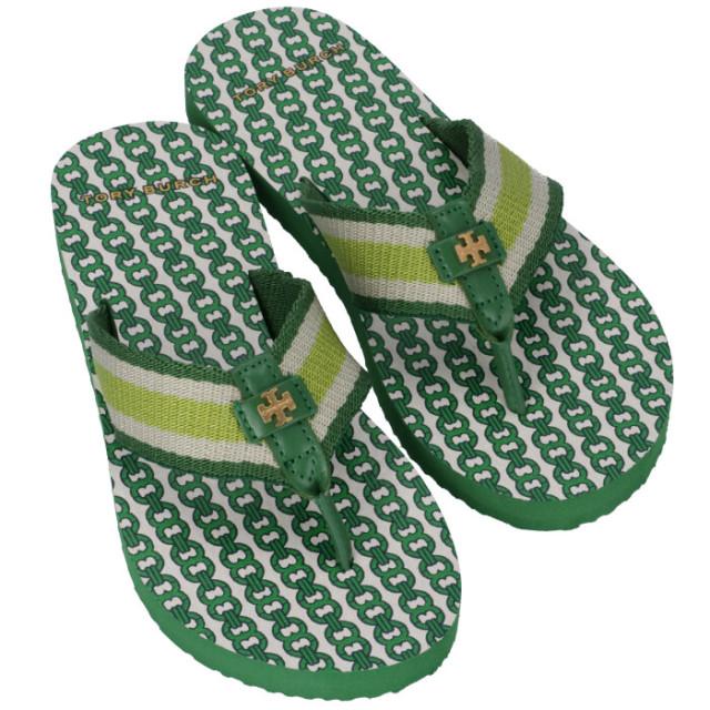 トリーバーチ TORY BURCH ビーチサンダル GEMINI LINK FLIP FLOP シューズ 靴 ビーチサンダル 61715 0061 311【06-SS】