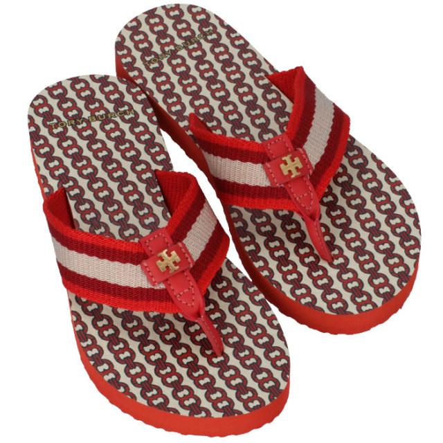 トリーバーチ TORY BURCH ビーチサンダル GEMINI LINK FLIP FLOP シューズ 靴 ビーチサンダル 61715 0061 622【06-SS】