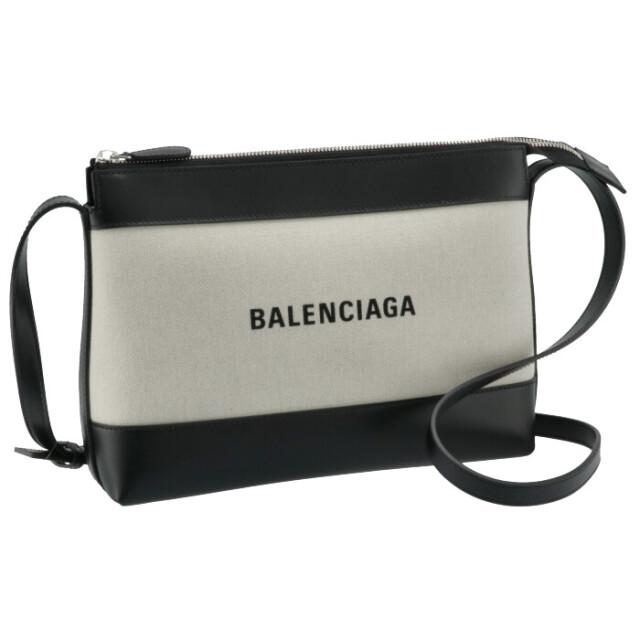 【SALE】バレンシアガ BALENCIAGA ショルダーバッグ ロゴ キャンバス クロスボディバッグ ショルダーバッグ 639497 2HH2N 9260
