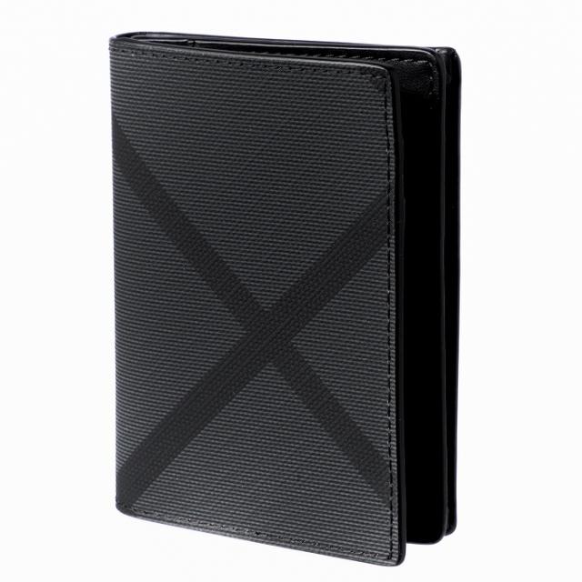 バーバリー BURBERRY 2019年春夏新作 メンズ カードケース ロンドンチェック メンズ カードケース 8006042