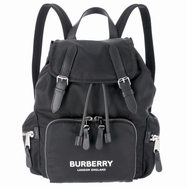 バーバリー BURBERRY 2019年秋冬新作 バッグ バックパック ミディアムリュックサック テクニカルナイロン&レザー 8011617