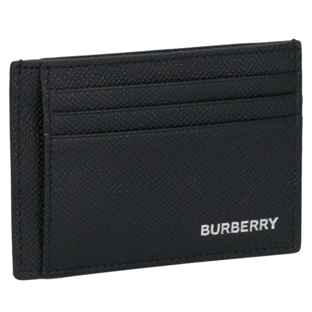 バーバリー BURBERRY 2020年春夏新作 財布 マネークリップ カードケース メンズ カードケース 8014665