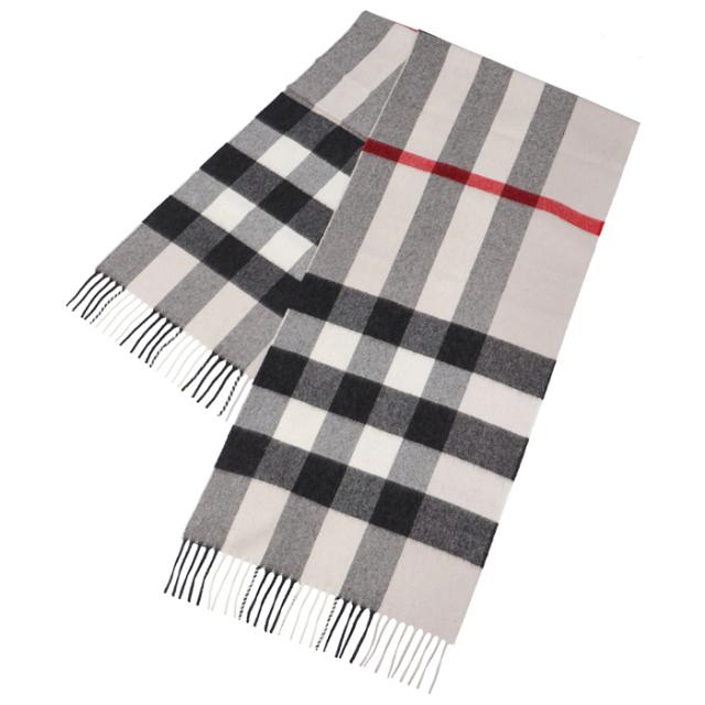 バーバリー BURBERRY 2020年秋冬新作 マフラー カシミアスカーフ ストール スカーフ 8015550