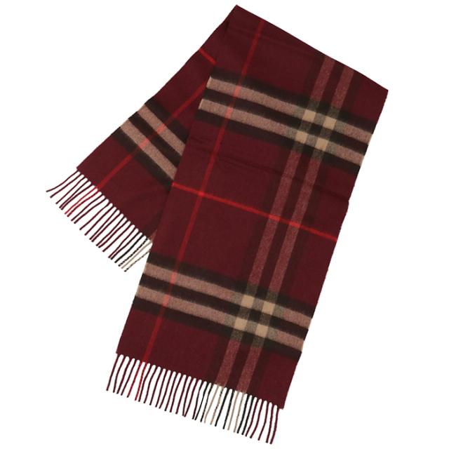 バーバリー BURBERRY 2020年秋冬新作 マフラー カシミアスカーフ ストール スカーフ 8021695