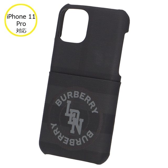 バーバリー BURBERRY 2020年春夏新作 ロンドンチェック iPhone 11pro ケース スマホケース アイフォン11pro ケース iPhone 11proケース 8023223