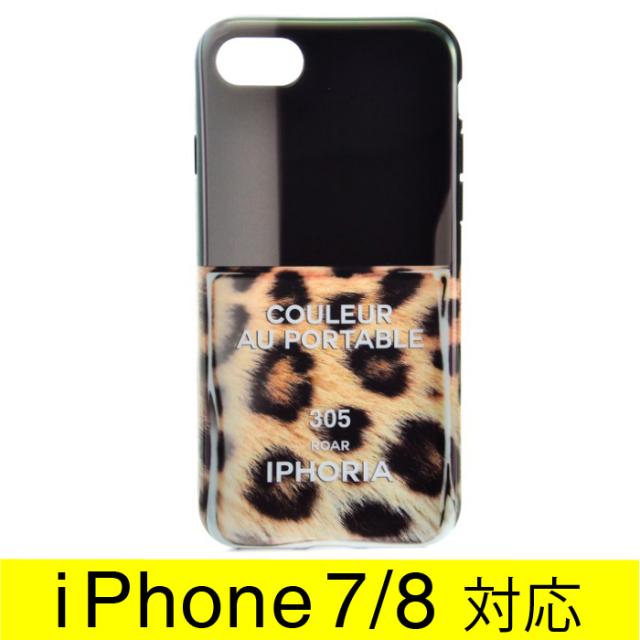 アイフォリア IPHORIA 2017年秋冬新作 Couleur au Portable Roar I PHONE 7/8ケース アイフォン7/8ケース スマホケース 82255 0001