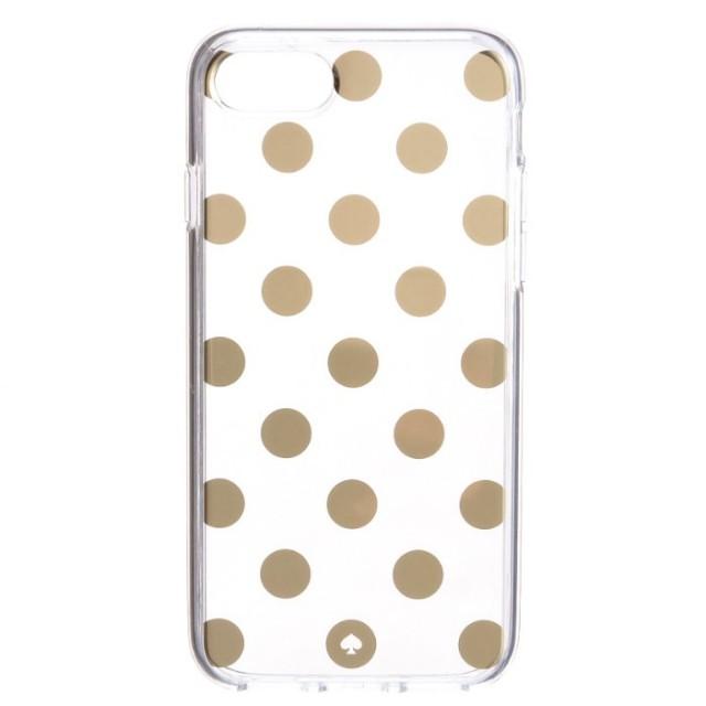ケイトスペード KATE SPADE 2017年秋冬新作 le pavillion clear - 7 アイフォン7 iPhoneケース スマホケース 8ARU1650 0015 921