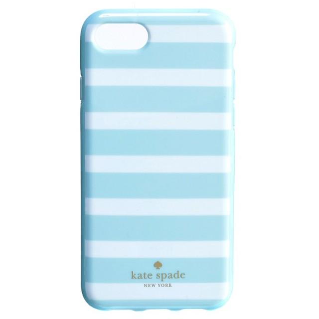 ケイトスペード KATE SPADE 2017年秋冬新作 fairmount square stripe - 7 アイフォン7 iPhoneケース スマホケース 8ARU1808 0015 460