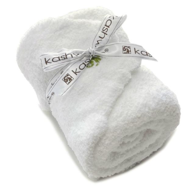 カシウエア KASHWERE  ブランケット&キャップセット SOLID BABY BLANKET BB63C0130 0001 0027【GIFT】