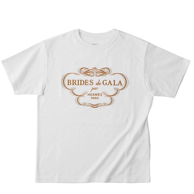 エルメス HERMES BRIDES de GALA Tシャツ Tシャツ/カットソー