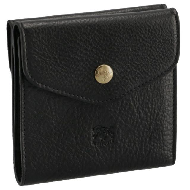 イルビゾンテ IL BISONTE 財布 三つ折り ダブルホック財布 レディース メンズ ユニセックス C0424 P 153