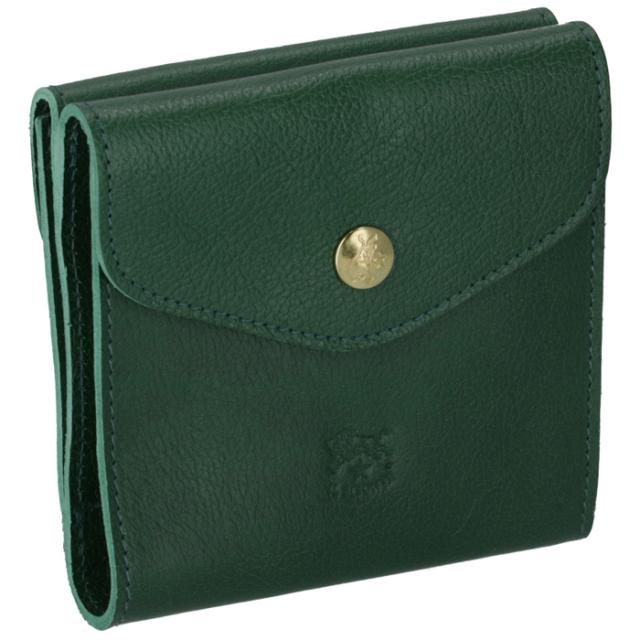 イルビゾンテ IL BISONTE 財布 三つ折り ダブルホック財布 レディース メンズ ユニセックス C0424 P 293