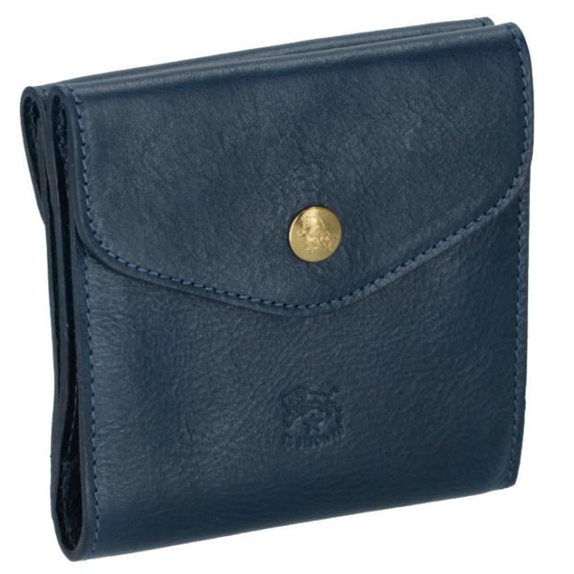 イルビゾンテ IL BISONTE 財布 三つ折り ダブルホック財布 レディース メンズ ユニセックス C0424 P 866
