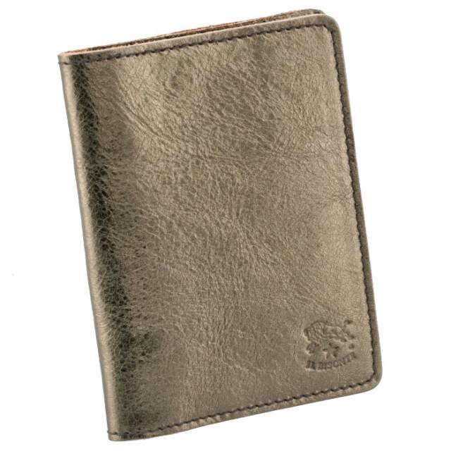 イルビゾンテ IL BISONTE カードケース パスケース 名刺入れ メンズ ユニセックス カードケース C0469 MPE 546