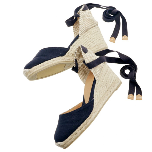 カスタニエール CASTANER 2019年春夏新作 CARINA ウェッジソール シューズ サンダル 靴 サンダル CARINAH6 001 AZUMAR