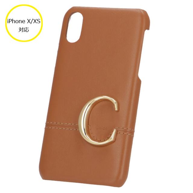 クロエ CHLOE 2020年春夏新作 iPhone X XSケース Chloe' C アイフォンケース スマホケース iPhone X XSケース CHC19AD734 A59 247【06-SS】