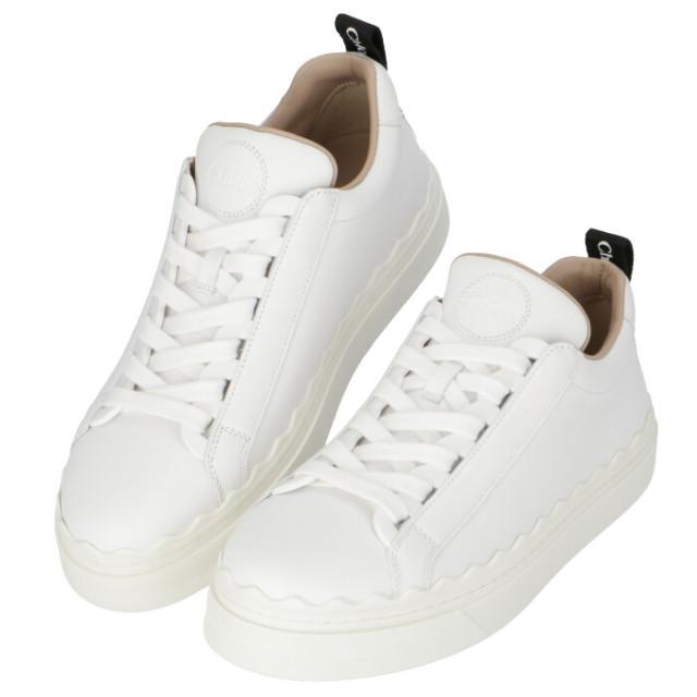 クロエ CHLOE 2020年春夏新作 LAUREN スニーカー シューズ 靴 スニーカー CHC19S108 42 101