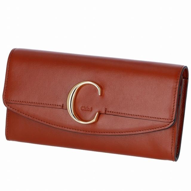 クロエ CHLOE 2020年春夏新作 長財布 二つ折り Chloe' C 二つ折り長財布 CHC19SP055 A37 27S