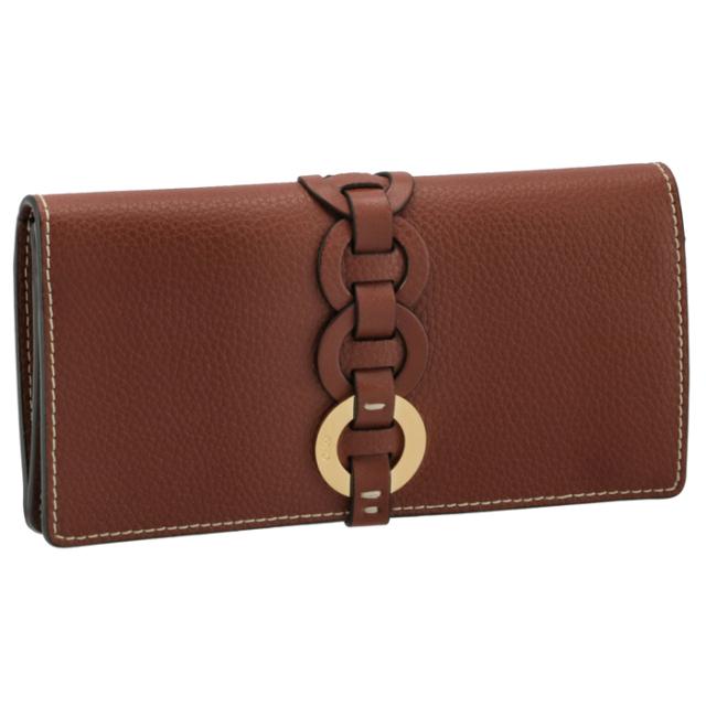 クロエ CHLOE 長財布 二つ折り DARRYL フラップ ウォレット 二つ折り長財布 CHC21SP115 E04 27S