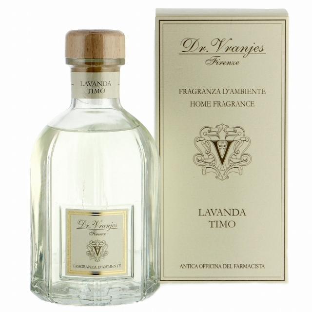 ドットール・ヴラニエス 500ml ラヴェンダー・タイム(LAVANDA TIMO) リードディフューザー ルームフレグランス