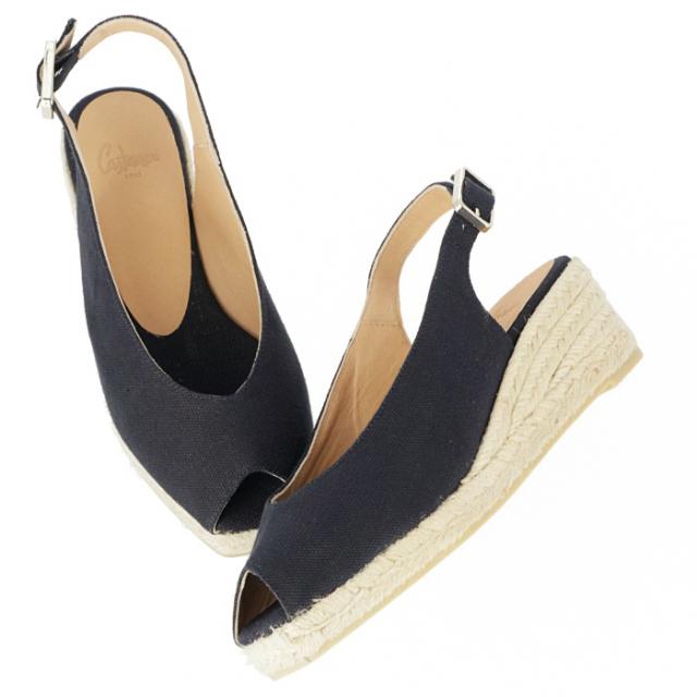 カスタニエール CASTANER 2019年春夏新作 DOSALIA ウェッジソール シューズ サンダル 靴 サンダル DOSALIAH3 001 AZUMAR