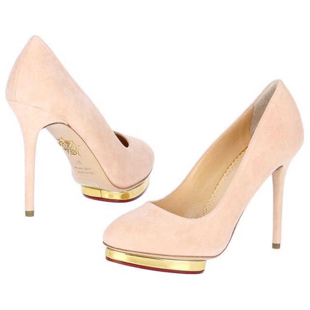 シャーロットオリンピア CHARLOTTE OLYMPIA 靴 パンプス DOTTY 110 E001231 SMC 0691【06-SS】