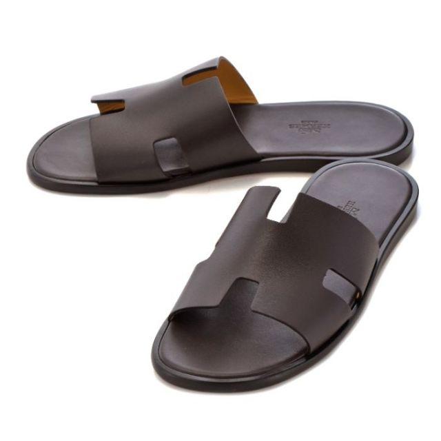エルメス HERMES 靴 メンズ サンダル IZMIR イズミール H041141ZH05