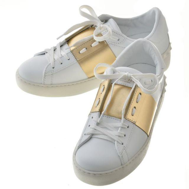 ヴァレンティノ・ガラヴァーニ VALENTINO GARAVANI 靴 スニーカー カーフスキン LW0S0781 FLR 837