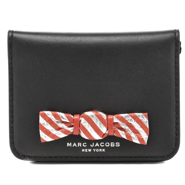 マークジェイコブス MARC JACOBS  COW LEATHER カードケース M0008124 0004 001