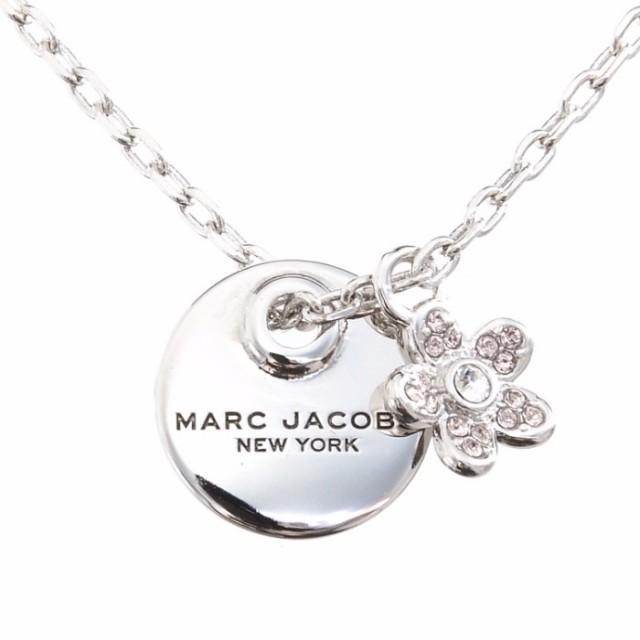 マークジェイコブズ MARC JACOBS  2017年秋冬新作 ペンダント MJ COIN CRYSTAL PENDANT ネックレス M0012398 0028 040