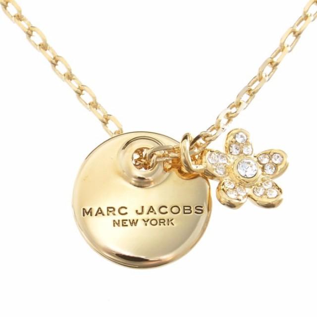マークジェイコブズ MARC JACOBS  2017年秋冬新作 ペンダント MJ COIN CRYSTAL PENDANT ネックレス M0012398 0028 710