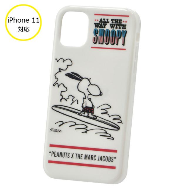 マークジェイコブス PEANUTS×MARC JACOBS コラボ iPhone11 スマホケース アイフォン11ケース M0016832 0037 101