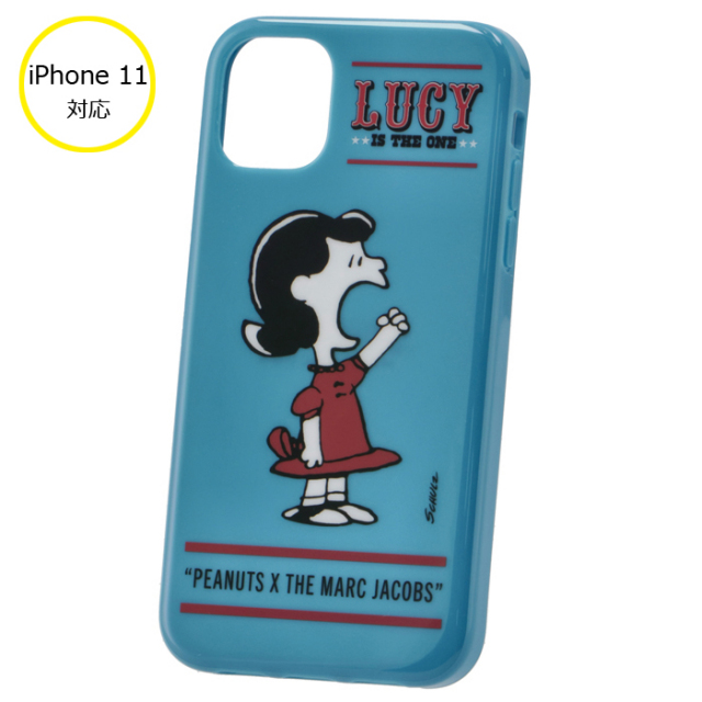 マークジェイコブス PEANUTS×MARC JACOBS コラボ iPhone11 スマホケース アイフォン11ケース M0016832 0037 401