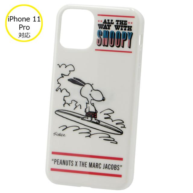 マークジェイコブス PEANUTS×MARC JACOBS コラボ iPhone11pro スマホ アイフォン11プロケース M0016855 0037 101