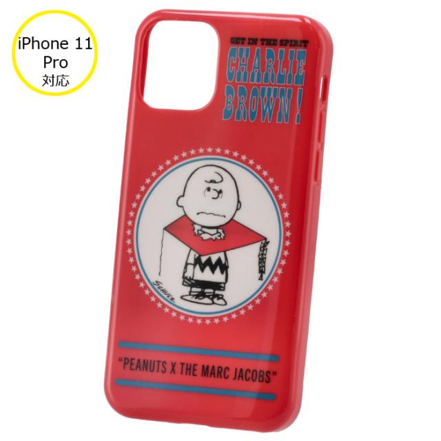 マークジェイコブス【PEANUTS×MARC JACOBS】コラボ スマホ アイフォン11プロ iPhone11Proケース M0016855 0037 601