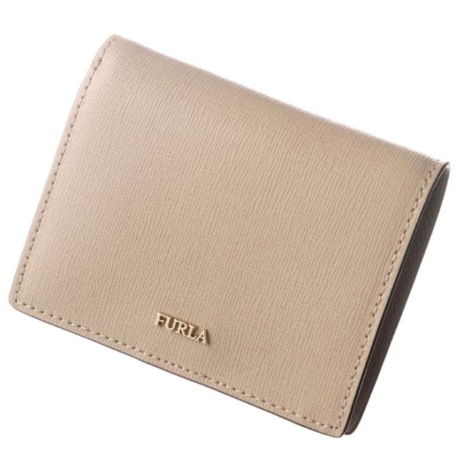 フルラ FURLA 2019年春夏新作 財布 二つ折り バビロン ミニ財布 BABYLON 二つ折り財布 PBA3 B30 TUK