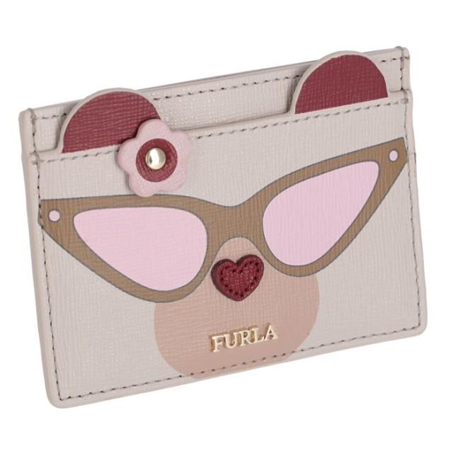 フルラ FURLA 2019年秋冬新作 アレグラ ALLEGRA カードケース クレジットケース パスケース 名刺入れ 1022264 カードケース PBT0 R99 TLI