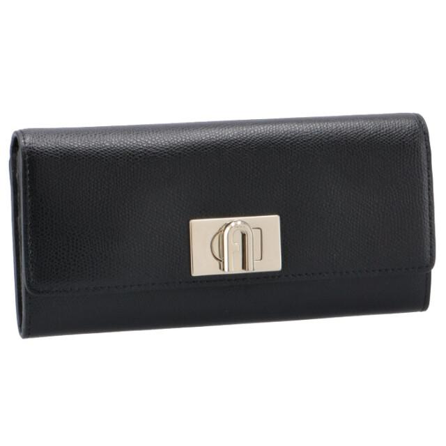 フルラ FURLA 長財布 二つ折り FURLA 1927 バイフォールドウォレット ブラック PCV0ACO ARE000 O6000