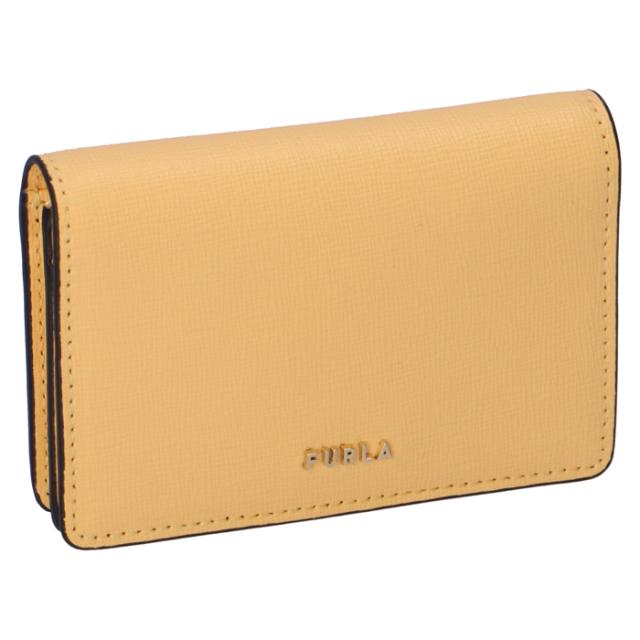 フルラ FURLA 2020年春夏新作 二つ折り カードケース 名刺入れ BABYLON バビロン 1056927 カードケース PCZ1 B30 01A