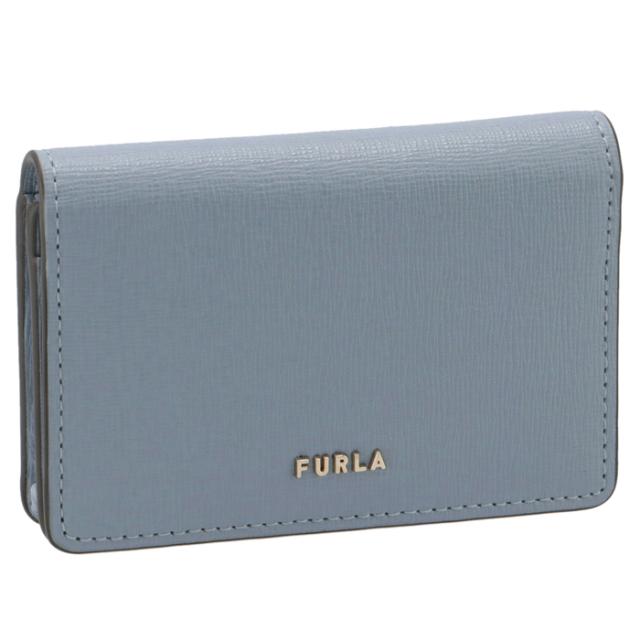 フルラ FURLA 2020年秋冬新作 二つ折り カードケース 名刺入れ BABYLON バビロン カードケース PCZ1UNO B30000 K3500