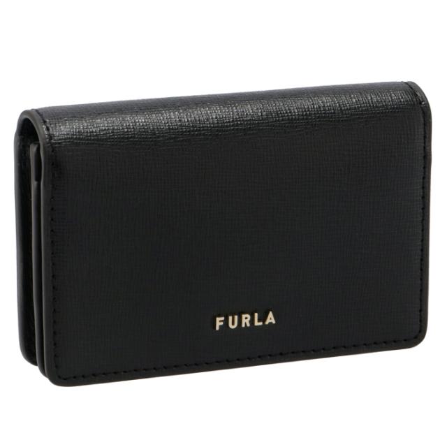 フルラ FURLA 2021年春夏新作 二つ折り カードケース 名刺入れ BABYLON バビロン カードケース PCZ1UNO B30000 O6000