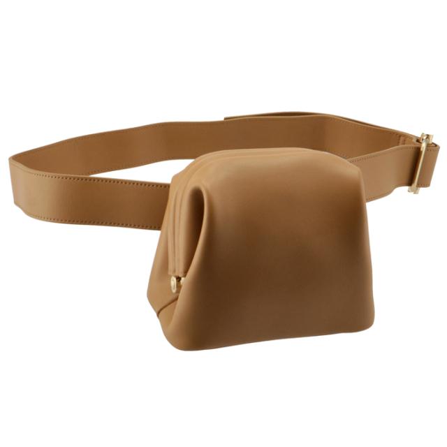 オソイ OSOI 2020年秋冬新作 PEANUT BROT ショルダーバッグ クロスボディバッグ ウエストポーチ ベルトバッグ