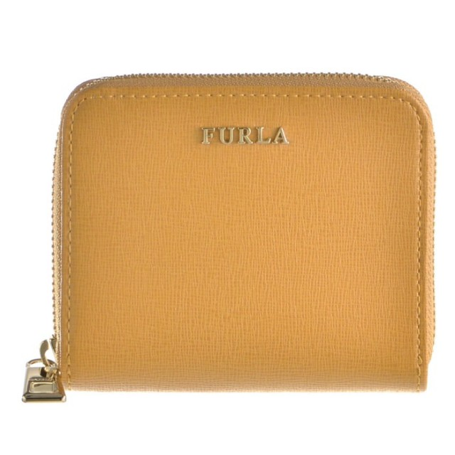フルラ FURLA  BABYLON バビロン ラウンドファスナーコンパクト財布  二つ折り財布 PR71 B30 ZA2