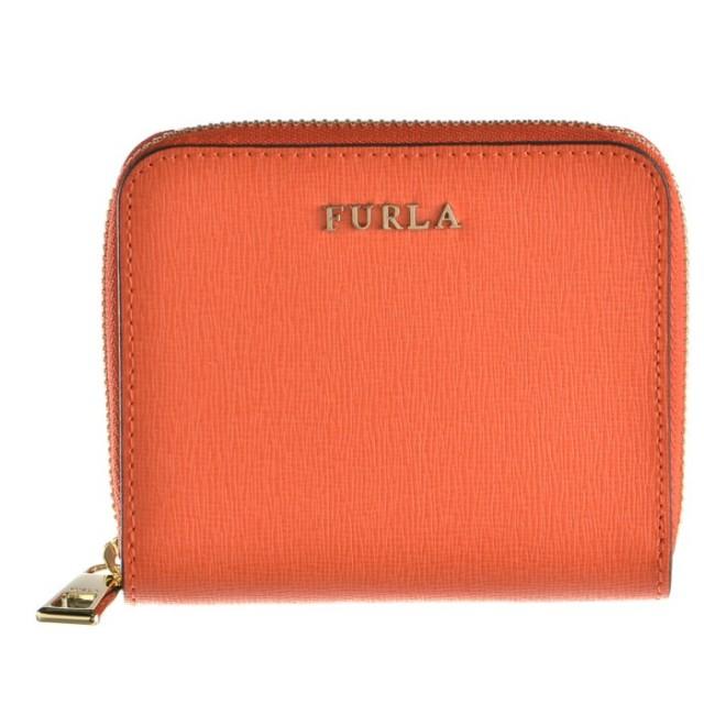 フルラ FURLA  BABYLON バビロン ラウンドファスナーコンパクト財布  二つ折り財布 PR84 B30 MG6