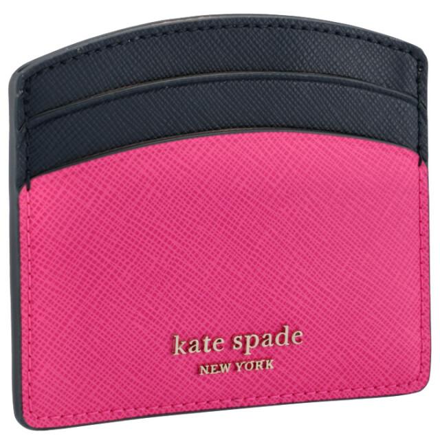 ケイトスペード KATE SPADE 2020年秋冬新作 カードケース スペンサー SPENCER パスケース カードケース PWRU7760 0007 692