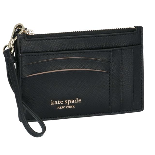 ケイトスペード KATE SPADE 2020年春夏新作 カードケース スペンサー SPENCER リスレット カードケース PWRU7761 0007 001